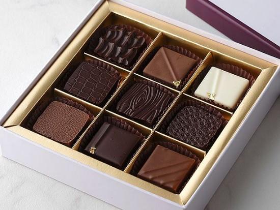 スイーツ&デリチョコレート